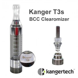 T3S bottom coil clearomizer