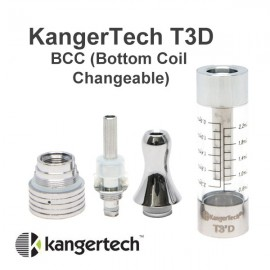 T3D Clearomizer